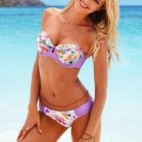 Push-Up Bandeau Top - The Gorgeous Swim Collection - Victoria&#x27;s Secret