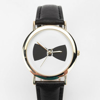 Urban Outfitters - Bow Tie Watch