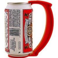 Instant Beer Stein Can Grip Handle: Amazon.com: Kitchen & Dining