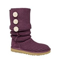UGG Classic Cardy 5819 Fig Outlet UK