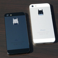 Batman Mask iPhone Decal by DecalForThat on Etsy