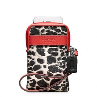 Coach :: Legacy Ocelot Universal Case