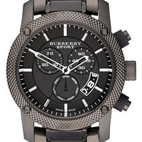 Burberry Chronograph Bracelet Watch | Nordstrom
