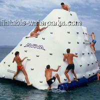 New&amp;Hot inflatable water iceberg,View inflatable water iceberg,Fantasy Product Details from Guangzhou Langlun Decoration Material Co., Ltd. on Alibaba.com