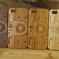 Wooden Camera M1 iPhone 5 Cases
