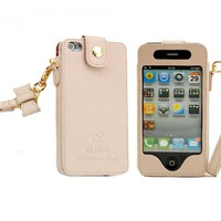 Iphone 4/4s Leather Case (good Qual.. on Luulla