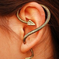 snake earring from Fashion Accessories Store
