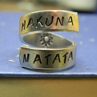 Preorder The original Hakuna Matata twist by LindaMunequita