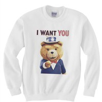 Ted Wants You