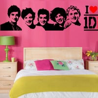 ONE DIRECTION wall art v...