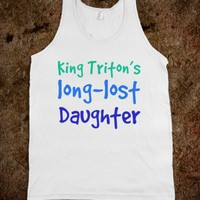 King Triton's Long-Lost Daughter - Mermaid in Disguise