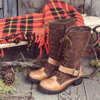 Woodland Boots, Sweet Country Inspired Boots