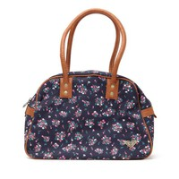 Quiksand Satchel Purse - Roxy