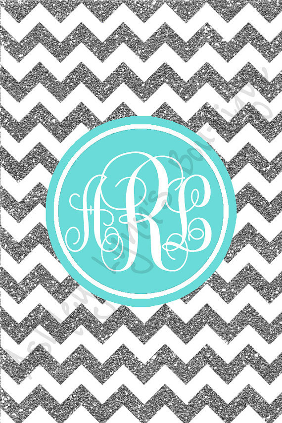 chevron monogram iphone 5 wallpaper - photo #4