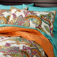 Xhilaration Paisley Quilt