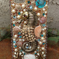 Sensational Seahorse iPhone 5 Bling Case