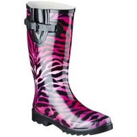 Women&#x27;s Banji Zebra Rain Boot