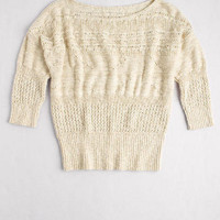 Ava Marled Stripe Sweater