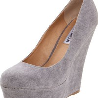 Steve Madden Women's Pammyy Wedge Pump