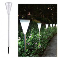 CIS-41272B Environmental protection bright white LED Solar LED Lawn Light China Wholesale - Everbuying.com