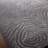 Safavieh - &quot;Zina Silver&quot; Rug - Horchow