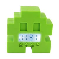 Heal&#x27;s | Bluw Space Invader Alarm Clock &gt; Mens Gift &gt; Gadgets and Boys Toys &gt; Gifts