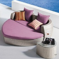 Eclectic Outdoor Lounger Furniture - OpulentItems.com