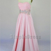 New Arrival 2013 A-line Sweetheart Floor-length Satin Chiffon Applique Prom/Evening/Party/Homecoming/Bridesmaid/Cocktail/Formal Dresses 2013