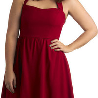 Singing Shirley Dress - Plus Size | Mod Retro Vintage Dresses | ModCloth.com