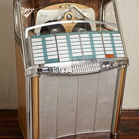 Free People Vintage Wurlitzer Jukebox