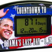 Big Mouth Toys Countdown Clock