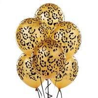 Amazon.com: Leopard Spots Latex Balloons Party Accessory: Clothing