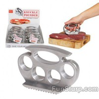 Knuckle Meat Pounder - Unique Kitchen Gifts