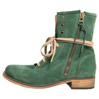 GYPSY WARRIOR - Hydra Combat Boot - Green