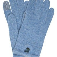 Portolano belafonte cashmere cutout cuff iTouch gloves | BLUEFLY up to 70% off designer brands