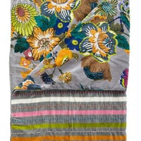 Fowl Play Throw Blanket | Mod Retro Vintage Decor Accessories | ModCloth.com
