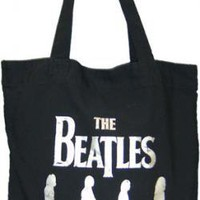 ROCKWORLDEAST -The Beatles, Tote Bag, Abbey Road