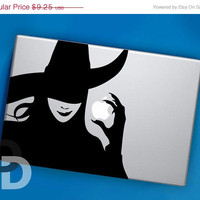20% SALE Wicked Macbook decal for MacBook Pro, Macbook Air and MacBook Retina