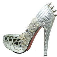 Cinderella&#x27;s RevengeSwarovski crystals by everlastinglifashion