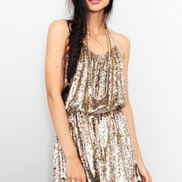 Parker - Sequin Dress - DRESSES