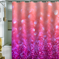 DENY Designs Home Accessories | Lisa Argyropoulos Berrylicious Shower Curtain