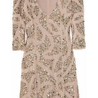 Antik Batik Lisa sequin-embellished crepe dress - 65% Off Now at THE OUTNET