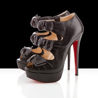 Christian Louboutin Madame Butterfly Booty 150mm