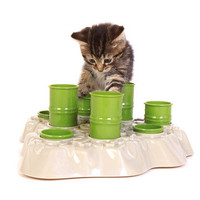 Aikiou: Aikiou Interactive Cat Food Bowl, at 41% off!