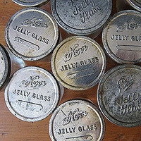 Three Potato Four - Jelly Jars with Tin Lids (Set of 6)