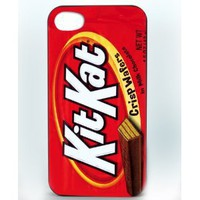 Amazon.com: Kit Kat Bar Chocolate Iphone 5 Hard Case Brand New Rare: Everything Else