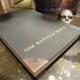 Tom Riddle Diary NEW Blank Harry Potter Journal by wiirenet