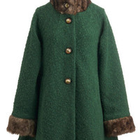 You&#x27;re One Classy Dame Coat | Mod Retro Vintage Coats | ModCloth.com