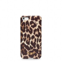 Coach :: New Ocelot Iphone 5 Case