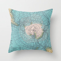 Bottom&#x27;s Up Throw Pillow by Catherine Holcombe | Society6